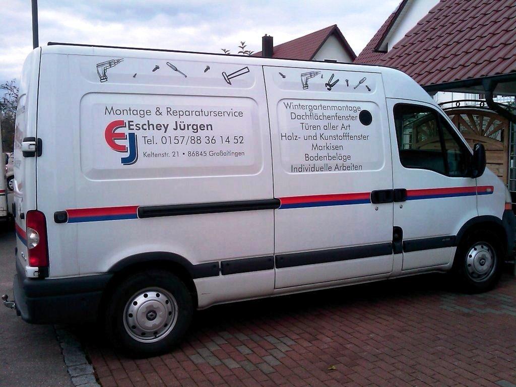 Eschey Montage U Reparaturarbeiten Gro Aitingen Lk